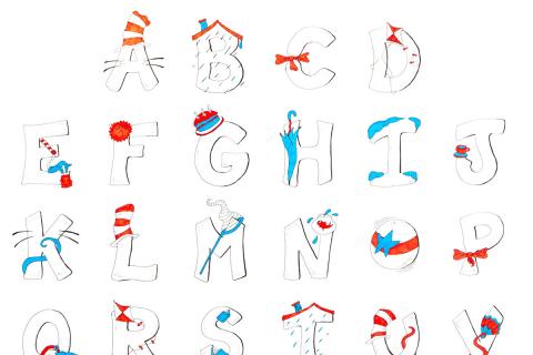 Leandre De Sousa Typeface