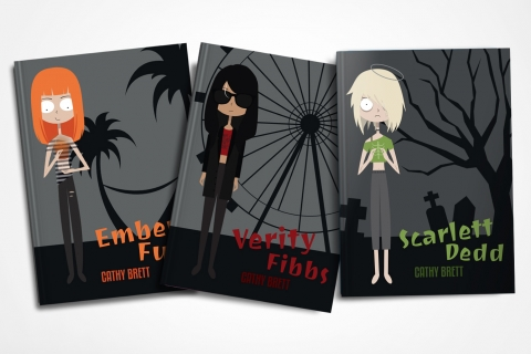 Elizmaré Coetzee Book Covers